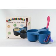 Feeding Set w/ Spoon