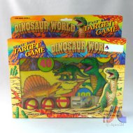 Dinosaur World Target Game