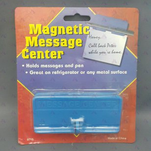 MAGNETIC MESSAGE CENTER