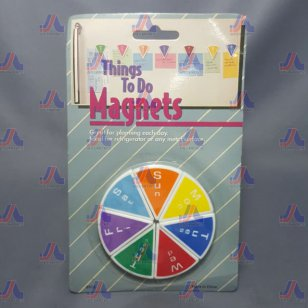 Things to do Magnet