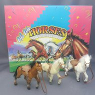 Life Like Horses Small 36Pcs/Box