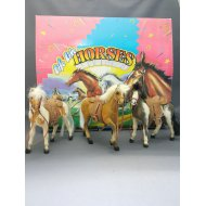 Life Like Horses Large 12Pcs/Box