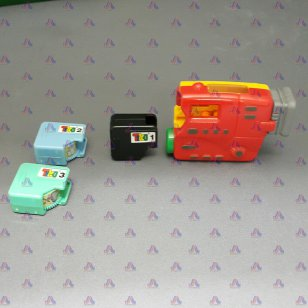 PENCIL SHARPENER VIDEO CAMERA 24/BOX