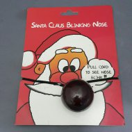 Santa Claus Blinking Nose