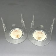 DISPLAY STAND SET OF 2