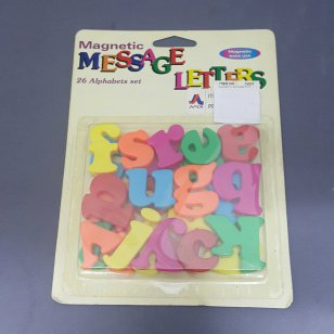 MAGNETIC ALPHABETS SMALL LETTERS