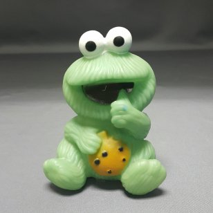 SQUEEZE TOY COOKIE MONSTER