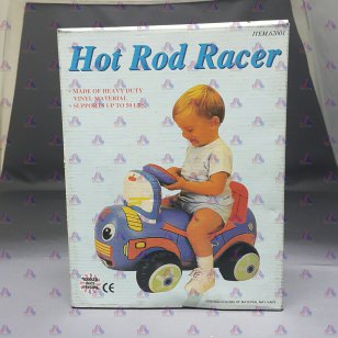 INFLATABLE HOT ROD RACER
