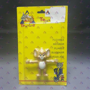 FLEXIBLE DOLL JERRY MOUSE