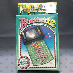 ROULETTE TRAVEL GAMES