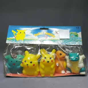 POCKET MONSTER VINYL TOY 5 PCS/PACK