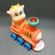 SQUEEZE TOY TRAIN